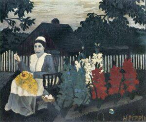 HoracePippinvictory-garden-1943