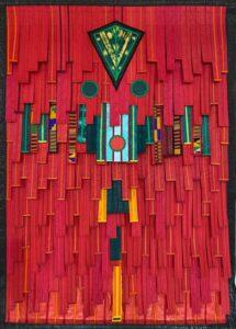 gallery1957-abdoulaye-konate-rouge-vert-au-kente-2020