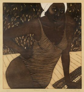 AmosPool Lady 1980