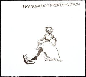 KaraWalkerUntitled(Emancipation Proclaimation 1994