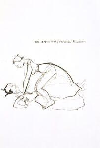 KaraWalkerUntitled(The OppressorOppressed Paradigm)1994